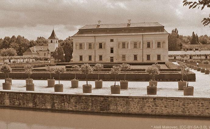 Schloss Kratochvíle